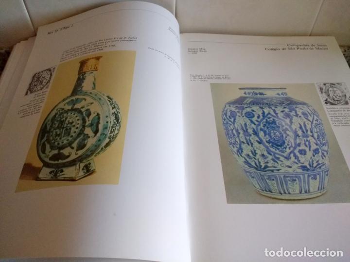 Libros antiguos: A Porcelana Chinesa e os Brasões do Império.Nuno de Castro.Livraria Civilização 1987.En Portugués - Foto 16 - 131636078