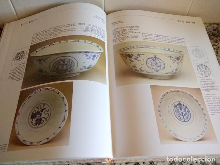 Libros antiguos: A Porcelana Chinesa e os Brasões do Império.Nuno de Castro.Livraria Civilização 1987.En Portugués - Foto 20 - 131636078