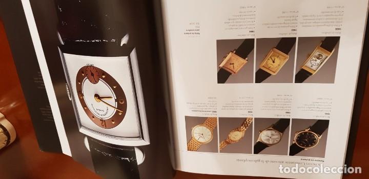 Libros antiguos: LOS SECRETOS DE VACHERON CONSTANTIN,CONTIENE CD,2005. - Foto 10 - 131658454