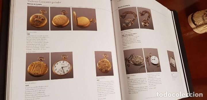 Libros antiguos: LOS SECRETOS DE VACHERON CONSTANTIN,CONTIENE CD,2005. - Foto 11 - 131658454