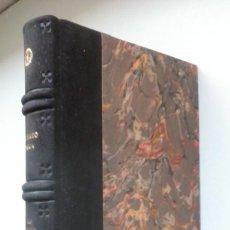 Libros antiguos: LA MUJER, EL TORERO Y EL TORO: NOVELA (1926) / ALBERTO INSUA. LA NOVELA MUNDIAL. TAUROMAQUIA. TOROS.. Lote 131748438