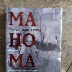 Libros antiguos: MAHOMA KAREN ARMSTRONG. Lote 219135936