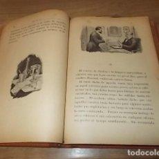 Libros antiguos: LA LUCHA POR LA EXISTENCIA . LUIS DE VAL. CENTRO EDITORIAL ARTÍSTICO. ILUSTRACIONES DE SERIÑA. 1896.. Lote 131899174
