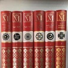 Libros antiguos: NUEVA HISTORIA UNIVERSAL - 6 TOMOS. Lote 131941126