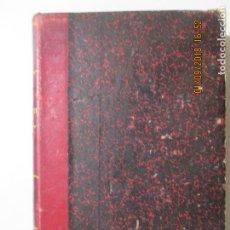 Libros antiguos: LEÇONS SUR L´ÉLECTRICITÉ PAR ÉRIC GERARD. TOME SECOND. HUITIÈME ÉDITION. PARIS. 1910. Lote 132156150
