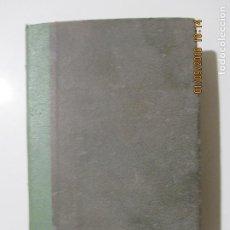 Libros antiguos: VICENTE VERA. UN VIAJE AL TRANSVAAL DURANTE LA GUERRA. MADRID 1902. Lote 132162402