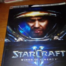 Libros antiguos: STARCRAFT. WINGS OF LIBERTY. EST16B2. Lote 132285006