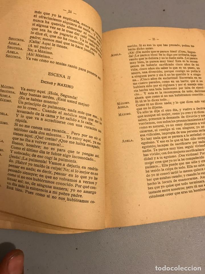 Libros antiguos: La moral del divorcio 1932 conferencia dialogada - Foto 2 - 132346579