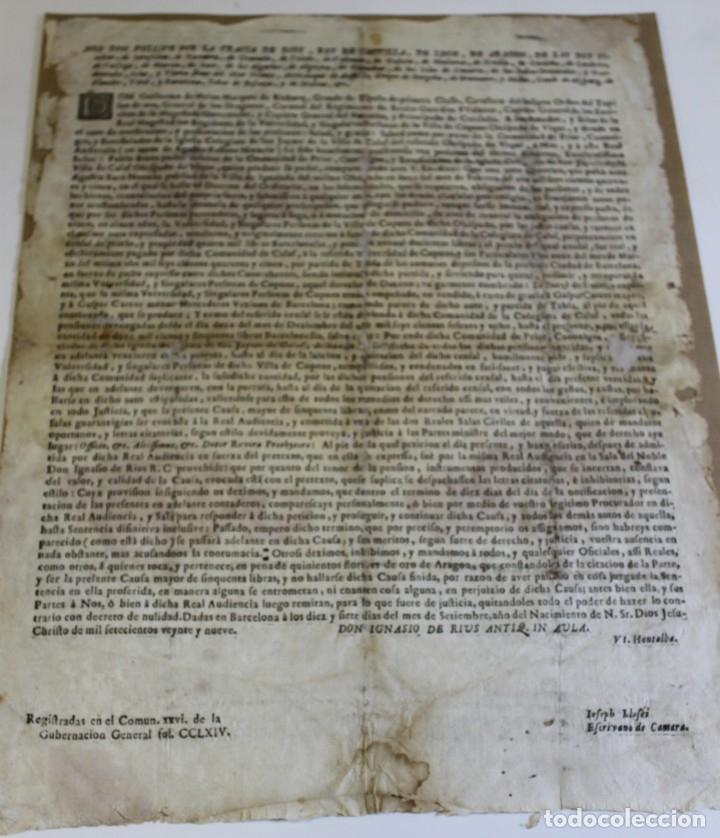NOS DON PHELIPE... DON GUILLERMO DE MELUN... A LOS AMADOS, Y FIELES DE LA REAL MAGESTAD. LOS REGIDO (Libros Antiguos, Raros y Curiosos - Historia - Otros)