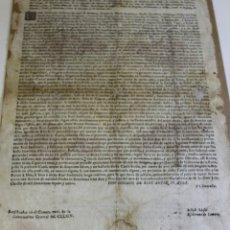 Libros antiguos: NOS DON PHELIPE... DON GUILLERMO DE MELUN... A LOS AMADOS, Y FIELES DE LA REAL MAGESTAD. LOS REGIDO. Lote 123216987