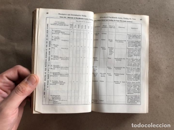 Libros antiguos: MINING ENGINEERS HANDBOOK. ROBERT PEELE. VOL. 1. 1927. LIBRO INGENIERO DE MINAS. - Foto 4 - 132486110
