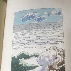 Libros antiguos: PARADÍS. TOMÀS GARCÉS. I·LUSTRACIONS DE JOSEP MOMPOU. LIBRO DE ARTISTA. 1931. POCHOIR. ÚNIC!. Lote 132463206