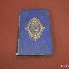 Libros antiguos: HISTORIA DE LA CONQUISTA DEL PERÚ - ENRIQUE LEBRUN - AÑO 1862 - AHUM. Lote 132537238
