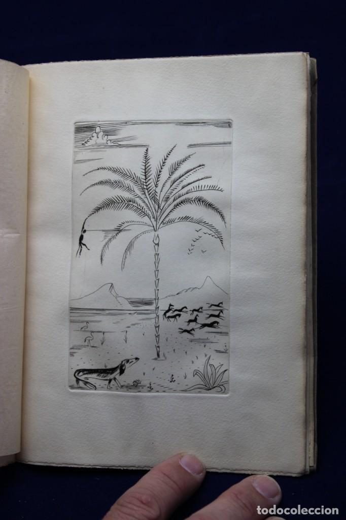 Libros antiguos: BLAISE CENDRARS. L´EUBAGE AUX ANTIPODES DE L´UNITÉ. 1926 - Foto 2 - 132548162