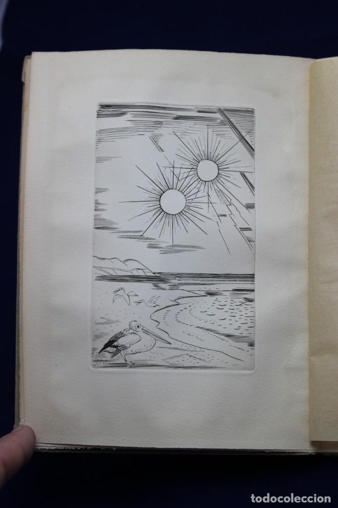 Libros antiguos: BLAISE CENDRARS. L´EUBAGE AUX ANTIPODES DE L´UNITÉ. 1926 - Foto 3 - 132548162