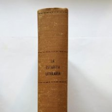 Libros antiguos: ESTAFETA LITERARIA. Lote 132613894