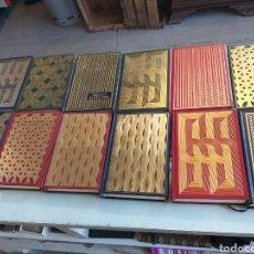 Libros antiguos: LOTE DE 14 LIBROS SELECCIONES DEL READER,S DICES. Lote 132628977