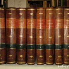 Libros antiguos: HISTORIA CRÍTICA (CIVIL Y ECLESIÁSTICA) DE CATALUÑA. - BOFARULL I BROCÁ, ANTONIO DE. 1876-1878.. Lote 123165770