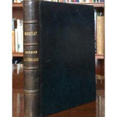 Libros antiguos: ESTUDIOS HISTÓRICOS. Lote 132655886