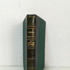 Libri antichi: LA CULTURA COMO SER VIVIENTE.- LEO FROBENIUS (1934). Lote 132678342