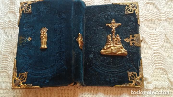 DEVOCIONARIO ROMANO (Libros Antiguos, Raros y Curiosos - Bellas artes, ocio y coleccionismo - Otros)