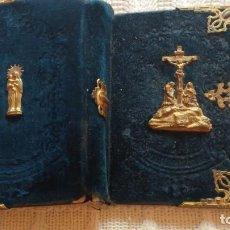 Libros antiguos: DEVOCIONARIO ROMANO. Lote 132684134