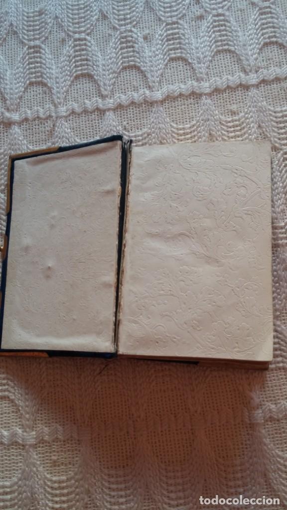 Libros antiguos: devocionario romano - Foto 2 - 132684134
