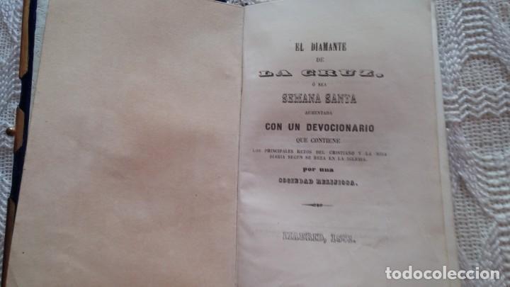 Libros antiguos: devocionario romano - Foto 4 - 132684134