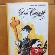 Libros antiguos: DON CAMILO DE GIOVANNI GUARESCHI - CIRCULO DE LECTORES 1973. Lote 132696854