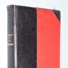 Libros antiguos: LA VERRERIE DEPUIS LES TEMPS LES PLUS RECULÉS JUSQU´A NOS JOURS. Lote 132765218