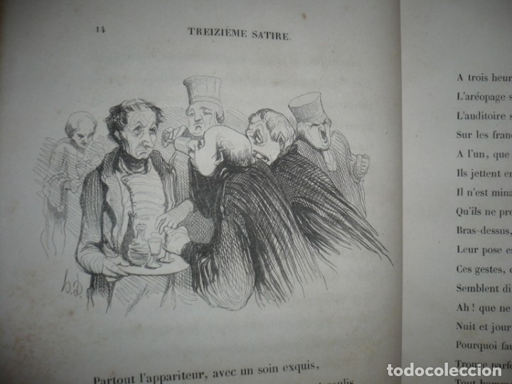 Libros antiguos: NEMESIS MEDICALE ILLUSTREE FRANCOIS FABRE 1840 PARIS TOME DEUXIEME - Foto 6 - 132773298