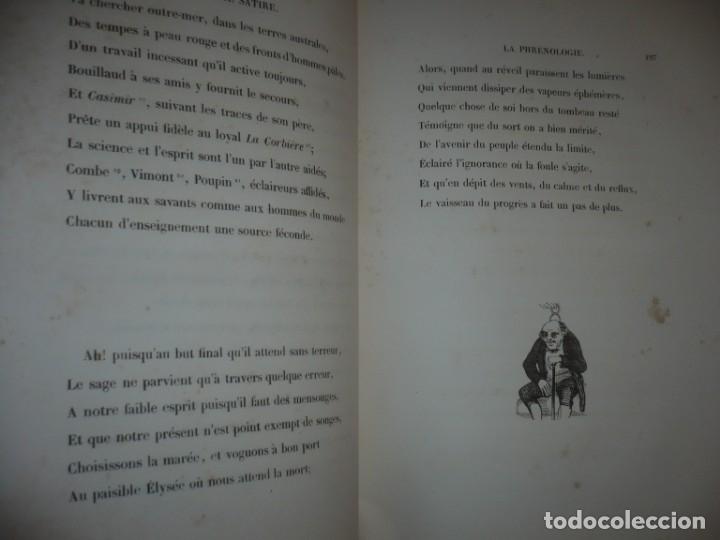 Libros antiguos: NEMESIS MEDICALE ILLUSTREE FRANCOIS FABRE 1840 PARIS TOME DEUXIEME - Foto 7 - 132773298