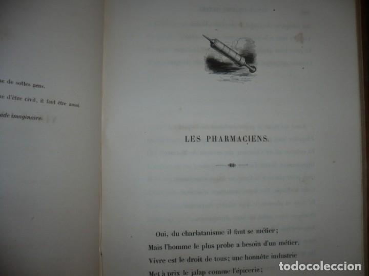 Libros antiguos: NEMESIS MEDICALE ILLUSTREE FRANCOIS FABRE 1840 PARIS TOME DEUXIEME - Foto 9 - 132773298