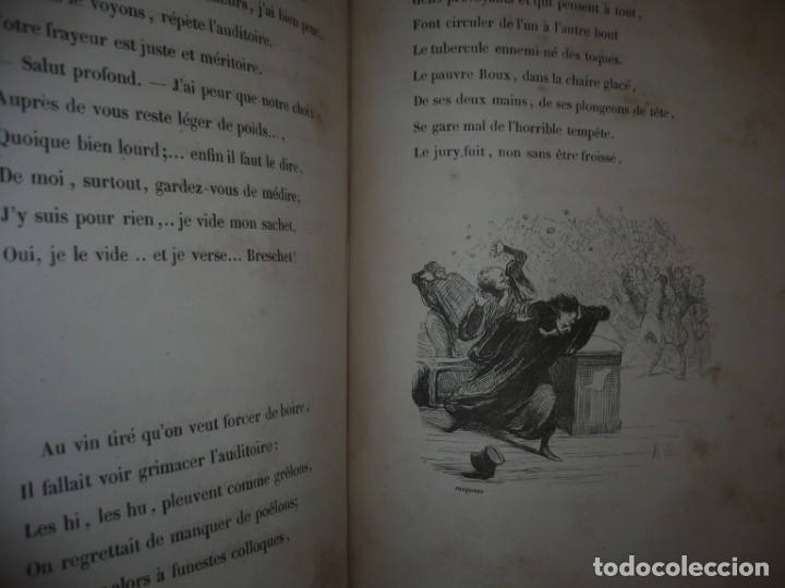 Libros antiguos: NEMESIS MEDICALE ILLUSTREE FRANCOIS FABRE 1840 PARIS TOME DEUXIEME - Foto 10 - 132773298