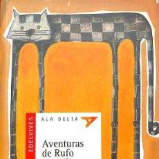 Libros antiguos: AVENTURAS DE RUFO Y TRUFO -- CARMEN GARCIA IGLESIAS ---REF-5ELLCAR. Lote 132799874