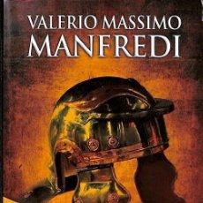 Libros antiguos: EL OCASO DE ROMA Y OTROS RELATOS -- VALERIO MASSIMO MANFREDI ---REF-5ELLCAR. Lote 132799950
