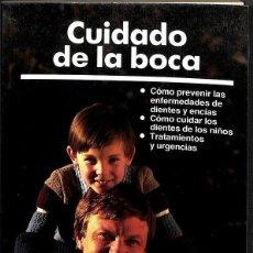 Libros antiguos: CUIDADO DE LA BOCA -- DENSIE HATFIELD --REF-5ELLCAR . Lote 132801694