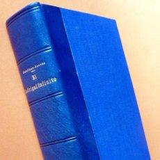 Libros antiguos: EL MADRIGAL INFINITO - RAFAEL CANSINOS-ASSENS - RENACIMIENTO - 1922 (1ª EDICIÓN) - NUEVO. Lote 132834354