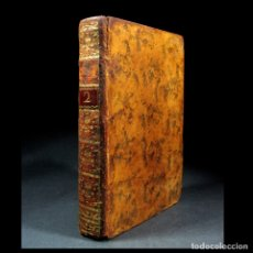 Libros antiguos - Año 1778 Botánica astronomía cirugía y navegación en el Antiguo Egipto Grecia Fenicia artes ciencias - 106026795