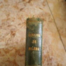 Libros antiguos: RARO LIBRO. DIBUJOS DE SILENO. RECORTES QUE PROCEDEN DEL DIARIO ABC AÑOS 1930, 1931 Y 1932.. Lote 133095342