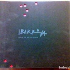 Libros antiguos - AGUSTÍN IBARROLA. Mapa de la Memoria - 133104286