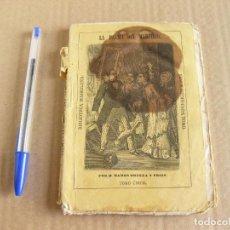Libros antiguos: RAMÓN ORTEGA Y FRIAS. LA PALMA DEL MARTIRIO. NOVELA DE COSTUMBRES. MADRID 1872.. Lote 133166254