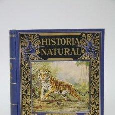 Libros antiguos: LIBRO- HISTORIA NATURAL / BIBLIOTECA HISPANIA - CELSO ARÉVALO - ED. RAMÓN SOPENA, 1935. Lote 133192198