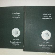 Libros antiguos: HISTORIA DE CATALUNYA. 1906.. Lote 123145188