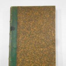 Libros antiguos: MANUAL DE CAMINOS. TRAZADO, CONSTRUCCIÓN Y CONSERVACIÓN. D.P.C. ESPINOSA. 1855. TDK290. Lote 133245178