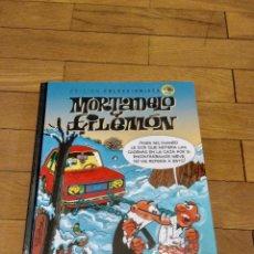 Libros antiguos: LIBRO TAPA DURA DE MORTADELO Y FILEMON DE SALVAT REEDICION. Lote 133521002