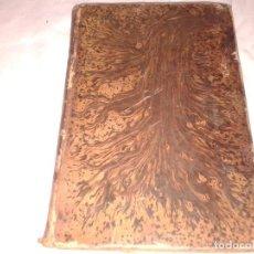 Libros antiguos: LOS MISERABLES, VICTOR HUGO, TOMO III, 1863. Lote 133528154