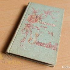 Libros antiguos: ANITA O LA PIEDAD FILIAL - M. DE MARLÉS - BIBLIOTECA DE LA JUVENTUD - 1892. Lote 133607606