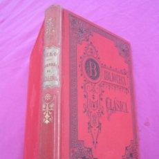 Libros antiguos: GUERRA DE CATALUÑA MANUEL DE MELO BIBLIOTECA CLASICA AÑO 1914. Lote 133659642