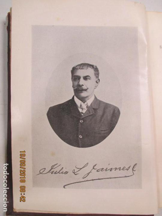 Libros antiguos: LA VILLA IMPERIAL DE POTOSÍ. BROCHA GORDA, JULIO L. JAIMES. BUENOS AIRES. 1905. NUMEROSOS RETRATOS - Foto 2 - 133693738